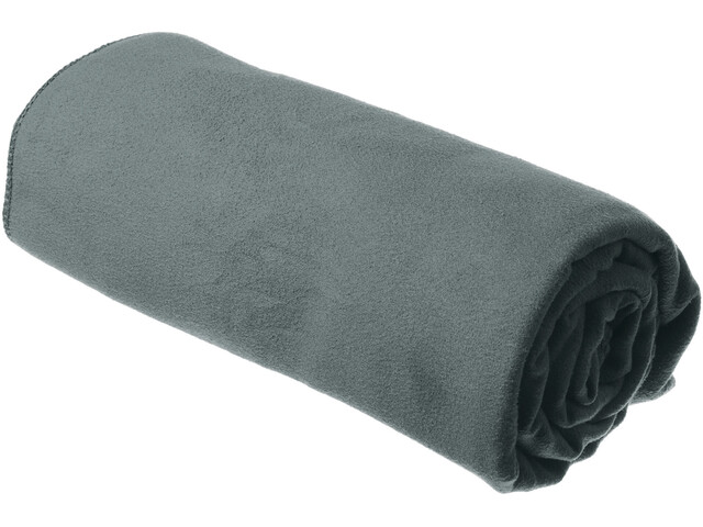 Sea to Summit Drylite Towel Antibacterial M grey